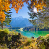 Secondo Lago di Fusine - foto n° 211015-421029