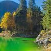 Secondo Lago di Fusine - foto n° 211015-146376