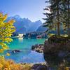 Secondo Lago di Fusine - foto n° 211015-423241
