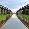 Atchafalaya Basin Bridge, Butte LaRose, Louisiana 08272018 022