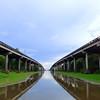 Atchafalaya Basin Bridge, Butte LaRose, Louisiana 08272018 020