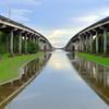 Atchafalaya Basin Bridge, Butte LaRose, Louisiana 08272018 024