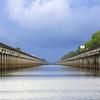 Atchafalaya Basin Bridge, Whiskey Bay, Louisiana 08292018 001