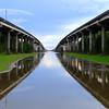 Atchafalaya Basin Bridge, Butte LaRose, Louisiana 08272018 021
