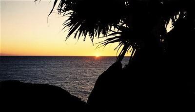 Indian Head Sunrise