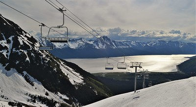 Alyeska Resort & Turnagain Arm Alaska