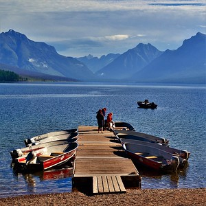 Lake McDonald Boaters