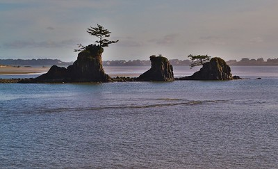 Siletz Bay Sea Stacks