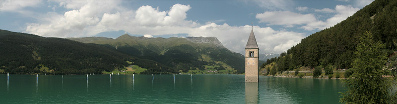 3. Panorama Lago Resia - 001