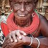 Anciana Lago Turkana