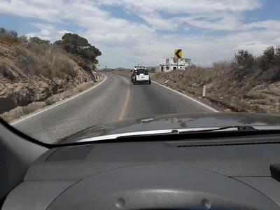 Outside Ojos Negros Baja CA MX