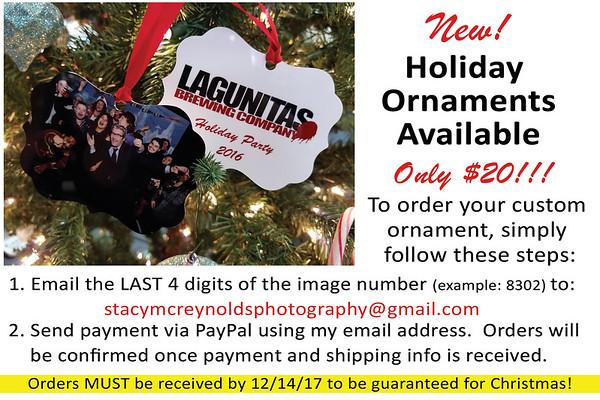 ornament orders