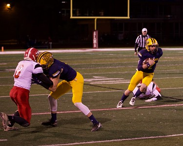 Ithaca won its ninth-straight district title at Alma College's Bahlke Field Friday. (Sun Photos by STEVE CHOVANEC)