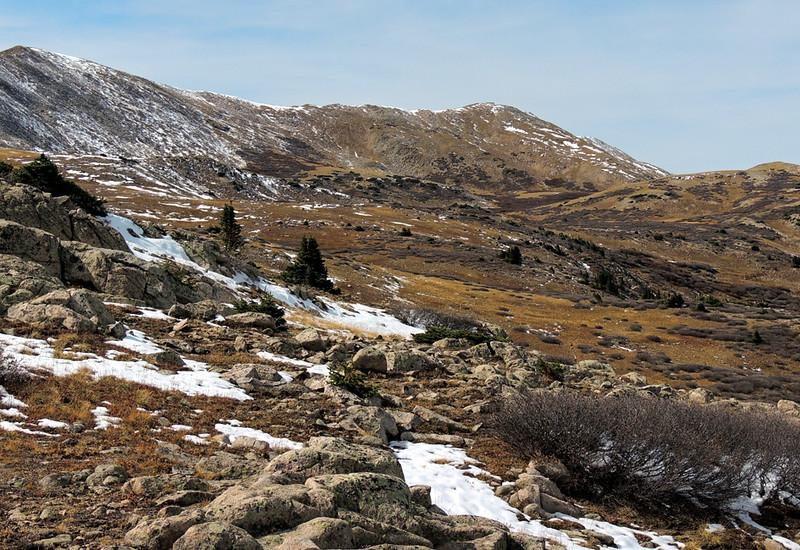 Alpine Pass, Continental Divide, Sawatch Range, Colorado