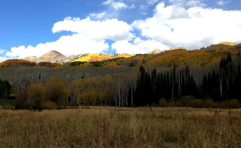 Horse Ranch Park, Kebler Pass, Colorado