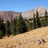 Colorado Trail, Segment 6, 13,730-foot Mount Guyot (rank 344)
