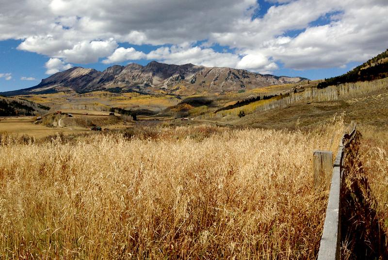 Anthracite Range, Ohio Pass, Colorado