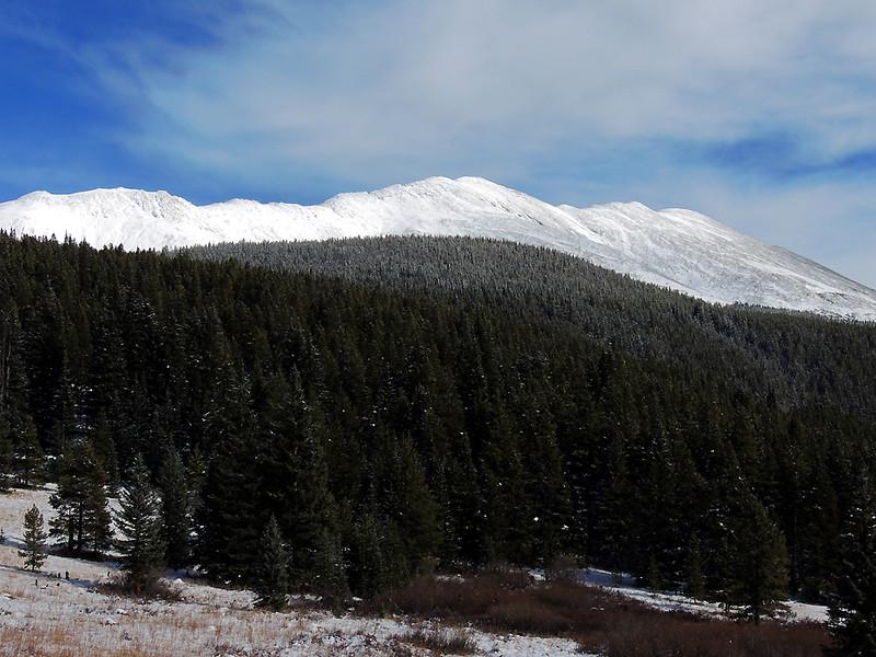 13,684-foot Bald Mountain