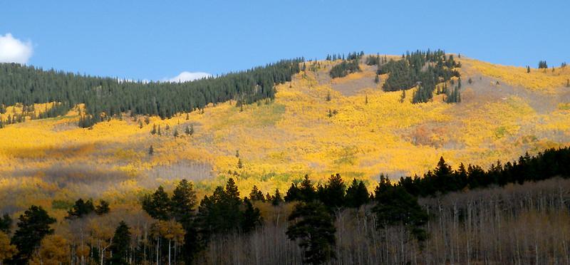 Colorado Trail, Segment 6 Trailhead, Kenosha Pass