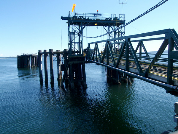 Smaller ferry dock, Port Townsend, WA