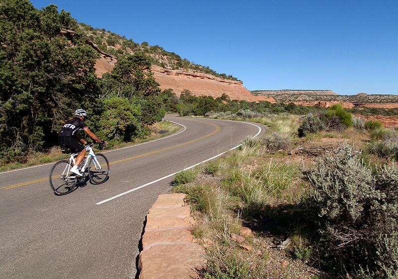 Sinuous Rim Rock Drive, Colorado National Monument
