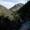Waterton Canyon narrows