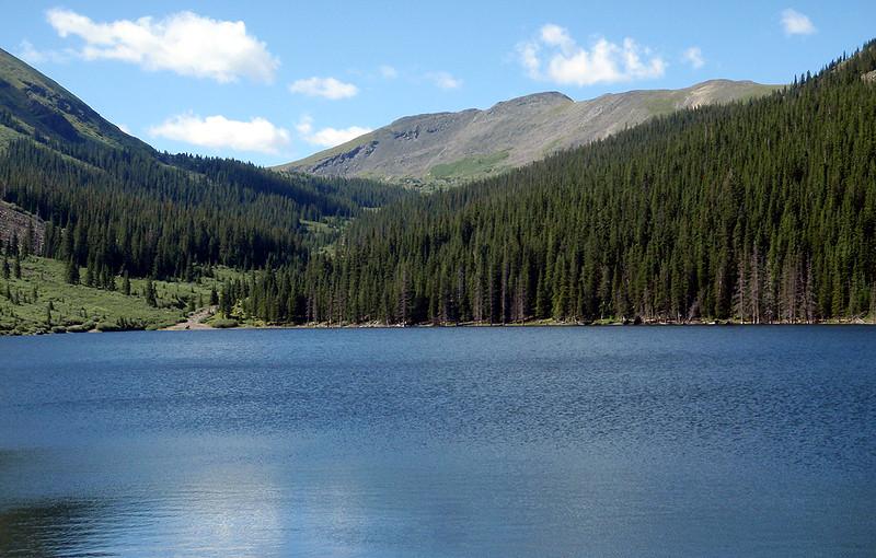 Mirror Lake, Sawatch Mountains, Colorado