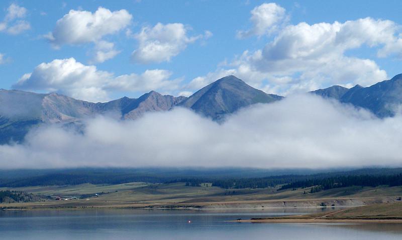 Taylor Reservoir, Sawatch Mountains, Colorado