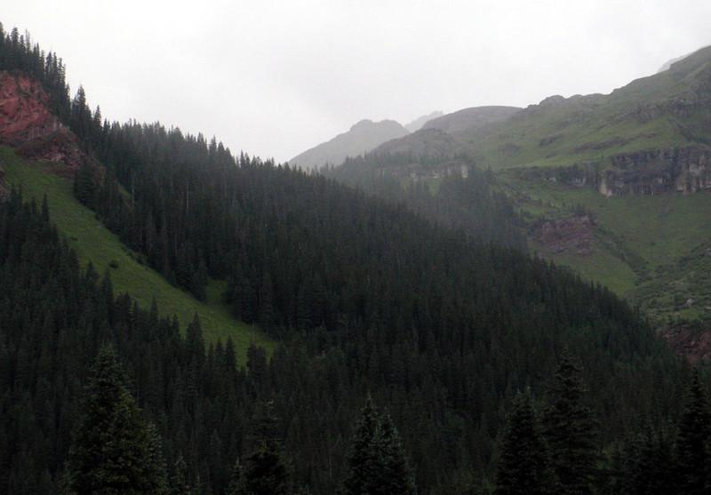Mineral Creek, San Juan Mountains, Colorado
