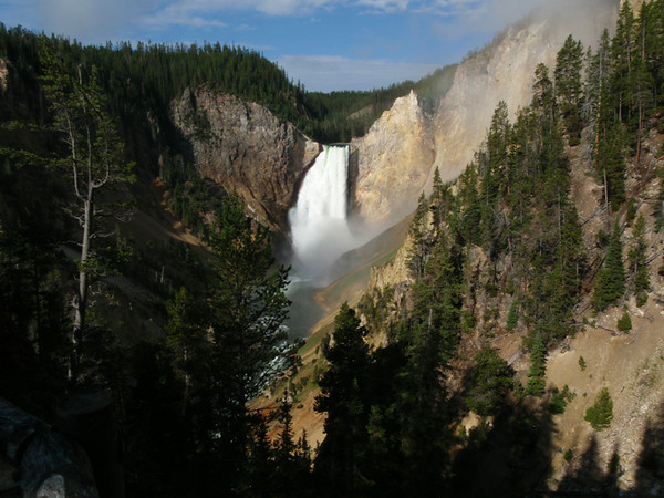 Lower Falls, Yellowstone