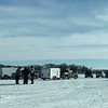 There was a little bit of everything set to race with the Central Minnesota Ice Racing Association.