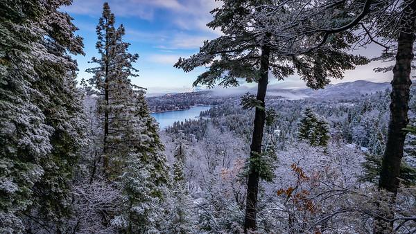 Lake Arrowhead Family Christmas 2018
