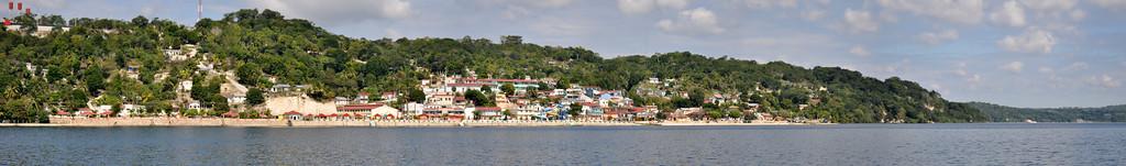 Laguna Peten Itza - Guatemala