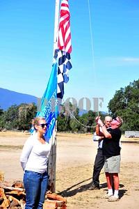 Kimmie Eddie Flag