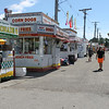 Kailee Leonard - The News-Herald <br> One of everyone's favorite activites at the Lake County Fair is of course walking down the midway deciding which food to indulged on. The afternoon of Tuesday July 25, was no exception.