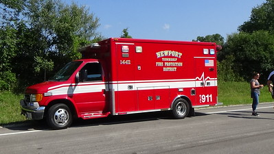 Newport Ambulance 1442