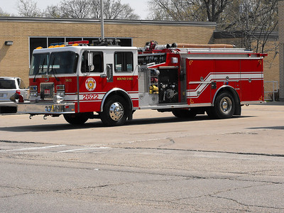 Round Lake Engine 261