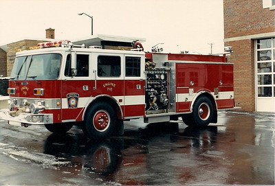 Deerfield Engine 710