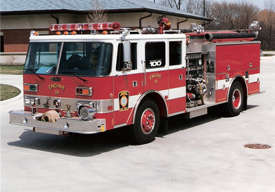 Deerfield Engine 19