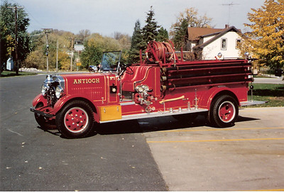 Antioch Engine