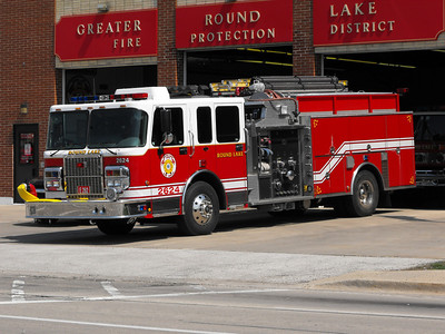 Round Lake Engine 262