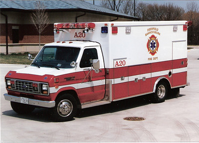 Deerfield Ambulance 20