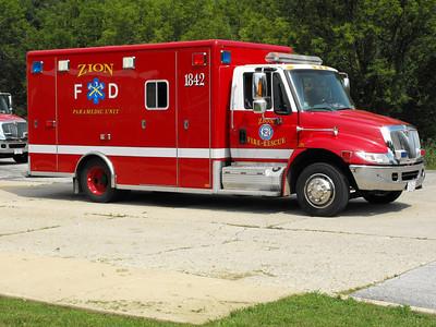 Zion Ambulance 181