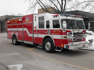 Lake Forest Engine 422