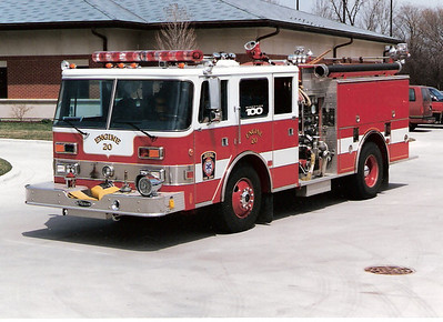 Deerfield Engine 20