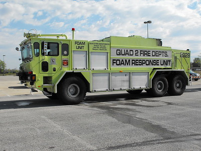 Lake County Quad 2 Crash Unit