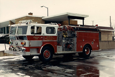 Deerfield Engine 720