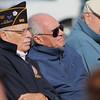 Kristi Garabrandt — The News-Herald <br> Local Veterans attend Mentor's Veterans Day program.