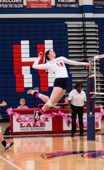 Lake Dig Pink 17 win over Dickinson
