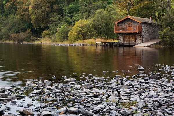 Low Water Level, Ulswater